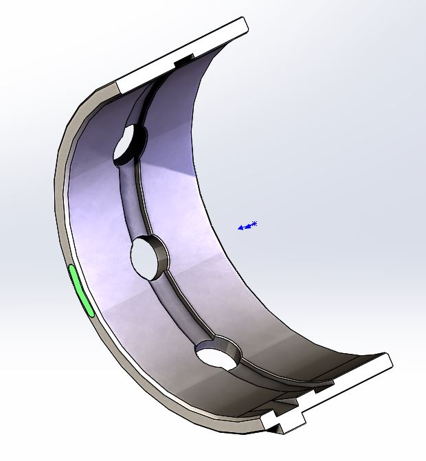 Outer Main Bearing