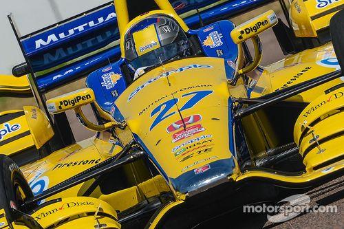 Indycar-st-pete-2015-marco-andretti-andretti-autosport-honda