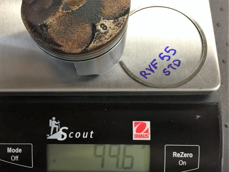 RVF55STD_Equiv_Weight